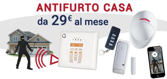 Costo allarme casa luantifurto casa pi avanzato with - Antifurto casa costi ...